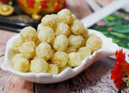 [Chế biến] - Bí quyết làm mứt hạt sen đường phèn ngọt bùi không bị nát