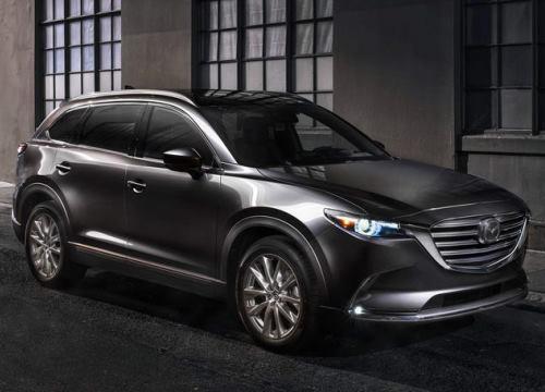 Mazda CX-9 2018 giá 2,15 tỷ đồng ở Việt Nam