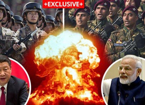 Trung Quốc, Ấn Độ ngấp nghé chiến tranh sau vụ thử ICBM