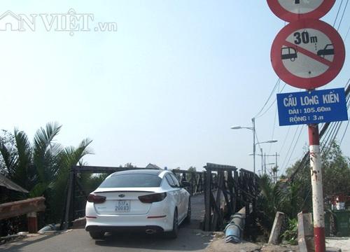 Từ vụ sập cầu Long Kiển: 3 cây cầu sắt còn lại cũng sắp... sập
