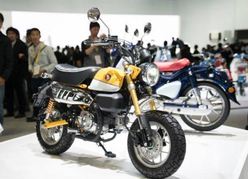 2018 Honda Monkey 125 vừa chốt giá và ngày bán