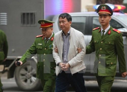 Trịnh Xuân Thanh vừa lĩnh án chung thân lại đối diện án phạt mới