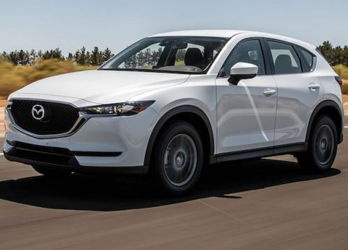 Mazda CX-5 bất ngờ tăng giá 30 triệu đồng