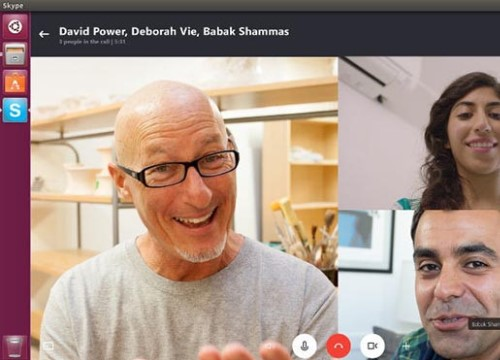 Skype đã có sẵn cho người dùng Linux