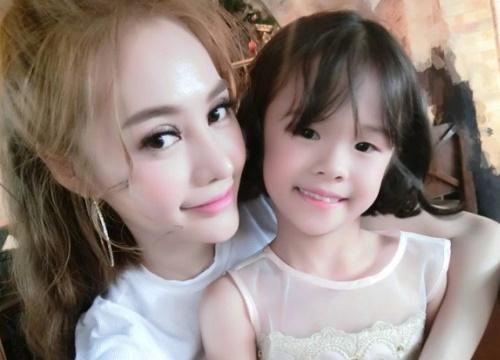 Linh Chi tình cảm với con gái Lâm Vinh Hải, tố Lý Phương Châu ngoại tình