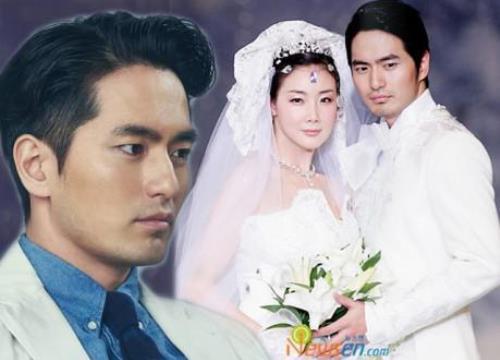 """Tài tử từng khiến """"người đẹp khóc"""" Choi Ji Woo thổn thức giờ khốn khổ vì tội cưỡng dâm"""
