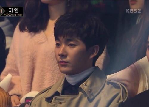Thành viên không tham gia Produce 101 của NU'EST gây sốt trên The Unit vì một khoảnh khắc lia máy quay