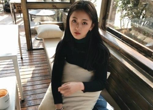 Vẻ đẹp thuần khiết của nữ du học sinh xứ Hàn