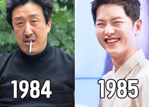 Không thể tin nam diễn viên Hàn Quốc tưởng đã ngoài 50 này chỉ hơn Song Joong Ki... 1 tuổi!