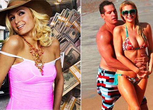 Paris Hilton - Tài sản kếch xù và tình trường lừng lẫy