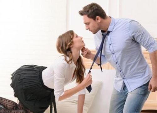 Cuộc chạm mặt trong khách sạn của cặp vợ chồng trẻ 'sống thoáng'