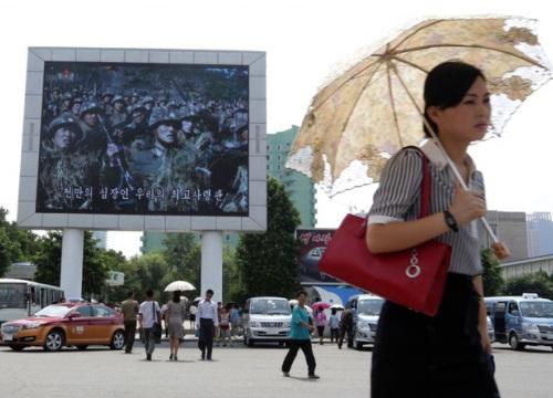 Hàn Quốc nói Triều Tiên sắp cạn dự trữ tiền mặt