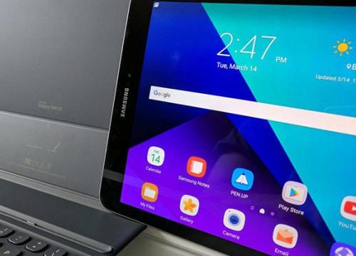 Samsung Galaxy Tab S4 ra mắt tại MWC 2018