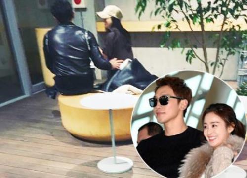 Trốn con gái, Kim Tae Hee cười tươi rói cùng Bi Rain đi du hí Nhật Bản