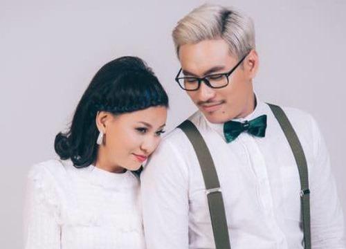 """Cát Phượng chúc mừng sinh nhật Kiều Minh Tuấn kèm lời nhắn ngọt ngào: """"Nếu năm sau còn yêu thì mình sẽ cưới!"""""""