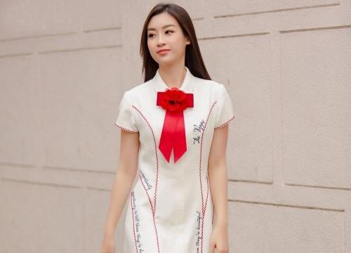 Chiếc váy 'không xuyên thấu, cũng chẳng hở bạo' lập kỷ lục 'đụng hàng' đầu năm 2018