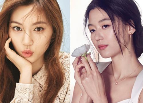 """Nữ idol được gọi là """"tiểu Jeon Ji Hyun"""": Nhan sắc và khí chất liệu có thể đạt đến đẳng cấp của mợ chảnh không?"""