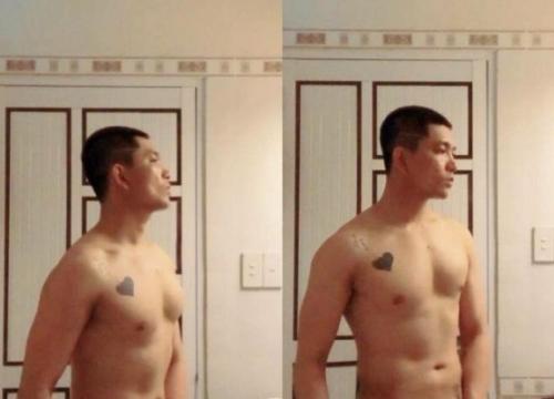 SỐC: Tim lộ ảnh nude 100% trên mạng xã hội