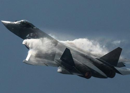 Su-57 của Nga tới tấp đổ bộ Syria