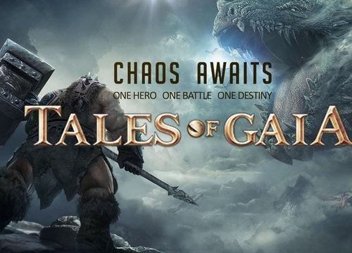 Game mobile thế giới mở siêu thực Tales of Gaia bất ngờ được phát hành thử nghiệm