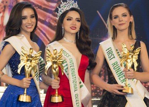Trước Hương Giang, 9 tuyệt sắc giai nhân này là Hoa hậu chuyển giới quốc tế