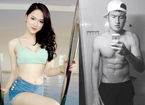 Hương Giang Idol và chuyện tình yêu cháy bỏng của thủ môn hot boy Đặng Văn Lâm
