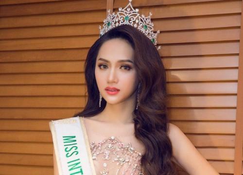 Tân Hoa hậu Chuyển giới Hương Giang xin phép BTC để về Việt Nam sớm vào ngày 16/3