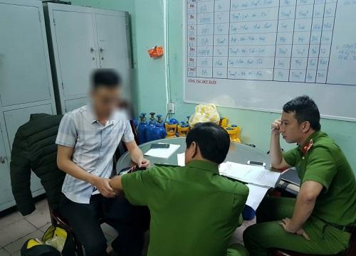 Vụ phóng viên bị đánh ở Đà Nẵng: Mời hai cá nhân lên làm việc