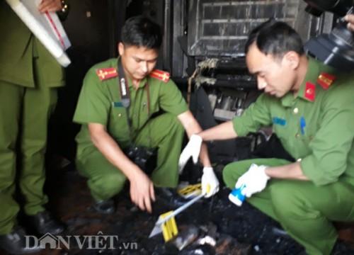 Cháy nhà 5 người chết ở Đà Lạt: Hung thủ là hàng xóm