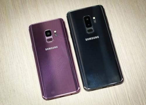 Galaxy S9/S9+ tím Lilac có lượng đặt hàng cao đặc biệt
