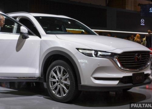 Mazda CX-8 ra mắt quý 2/2018, khả năng cao về Việt Nam