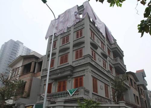 Xác định thêm sai phạm tại căn biệt thự của ông Nguyễn Thanh Hóa