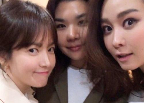 Bỏ Song Joong Ki ở nhà một mình, Song Hye Kyo đi tụ tập với hội chị em