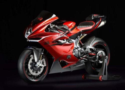 """MV Agusta sẽ """"chia tay"""" superbike F4 vào cuối năm nay"""