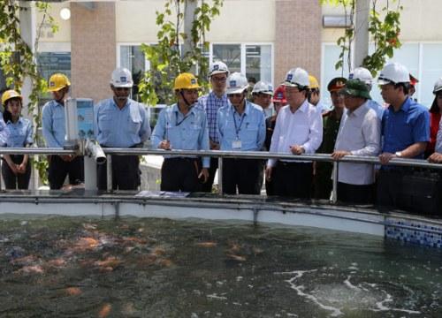 Duy trì chế độ kiểm soát môi trường đặc biệt tại Formosa Hà Tĩnh