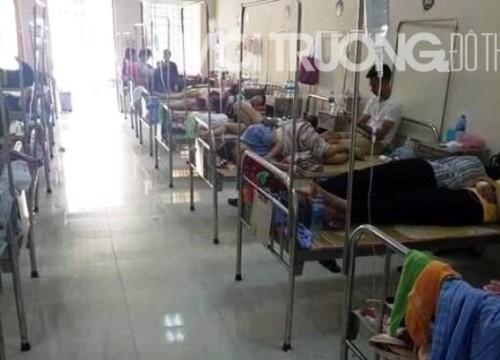Vĩnh Phúc: Hơn 70 sinh viên sư phạm phải cấp cứu sau liên hoan cuối khóa