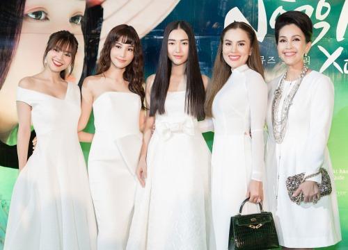 'Nàng dâu xứ Huế' cùng Lan Ngọc, Diễm My về đất Cố đô để hội ngộ 'nàng thơ xứ Huế'