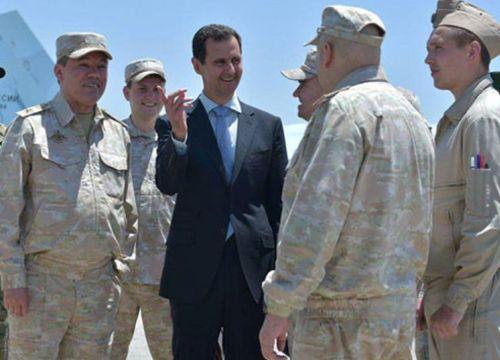 Assad tiết lộ sự thật về can thiệp của Nga ở Syria