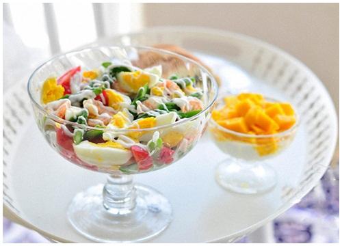 Có một món salad giúp giảm cân mà lại tăng cơ - bạn đã biết chưa? - Hình 1