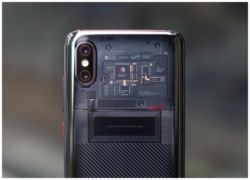 """Trên tay Xiaomi Mi 8 Pro giá 15triệu, RAM 8GB: Mi 8 Explorer với """"lõm đen"""" của Mi 8 -"""