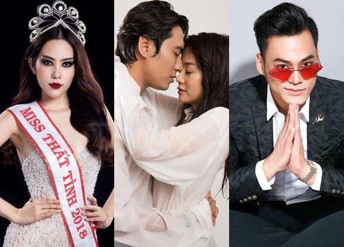 Kết quả hình ảnh cho Nam Em, Kiều Minh Tuấn, Ngọc Luân: Màn PR kệch cỡm của showbiz 2018
