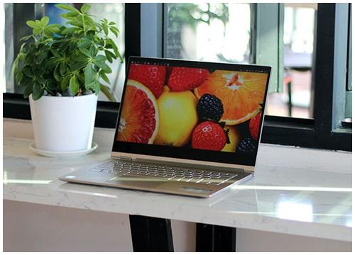 Đánh giá Lenovo Yoga C930: Flagship mới của Thế Giới Laptop