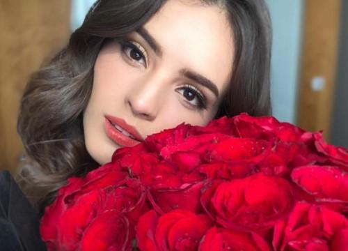 Nhan sắc rạng ngời của người mẫu Mexico sau 3 tháng làm Miss World