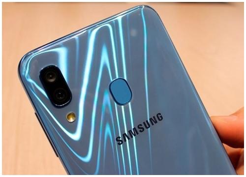 Galaxy A40 đạt chứng nhận Wi-Fi, cho thấy máy đã sắp sửa trình làng