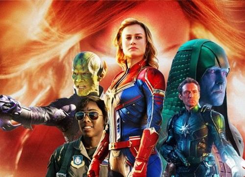 After-credit đầu tiên của Captain Marvel từng dự định kết nối với Thor: Ragnarok!
