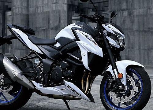 Suzuki GSX-S750 2019 chính thức ra mắt thị trường mô tô Châu Á