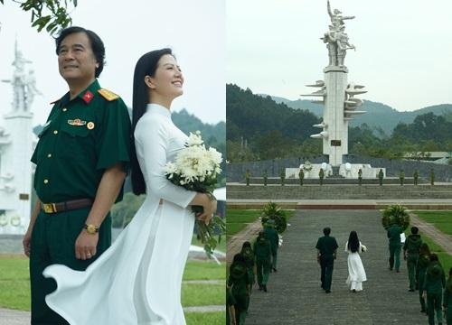 Cận dịp lễ 30/4, ca sĩ Đinh Hiền Anh ra mắt sản phẩm âm nhạc mang tên 'Mẹ Việt Nam'