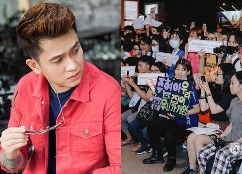 """Cựu thành viên V Music gây phẫn nộ khi gọi fan đón Red Velvet ở sân bay Việt Nam là """"khùng điên"""""""
