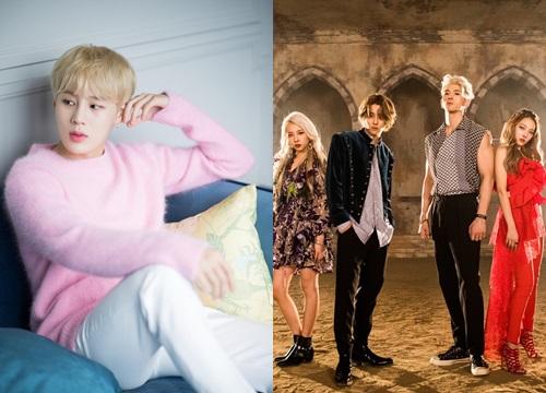 Ha Sung Woon (Wanna One) và nhóm nhạc nam - nữ KARD sẽ tham dự V Heartbeat tháng 5