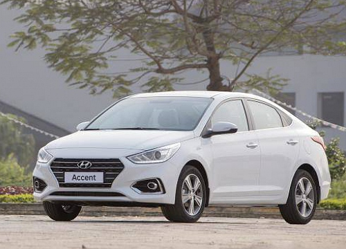 Hyundai Accent 2019 có thêm trang bị, tăng giá nhẹ